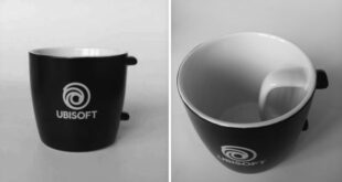"""Ubisoft China says it won't be able to issue a mug due to a """"bug"""" - it looks like it's another joke"""