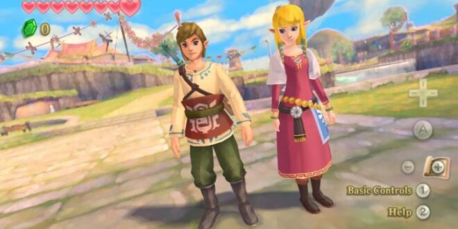 King Zell claims that Zelda: Skyward Sword HD is coming to Nintendo Switch
