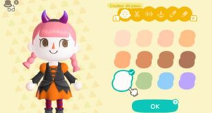 How to dress up for Halloween in Animal Crossing: New Horizons?
