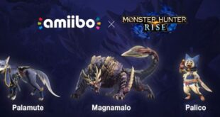 The amiibo of Monster Hunter Rise seem to be priced higher than normal