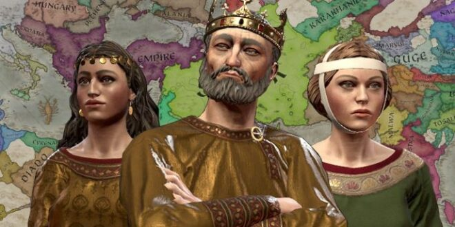 1.5 million eaten captives and 29,000 revived Roman Empires: Crusader Kings III game statistics