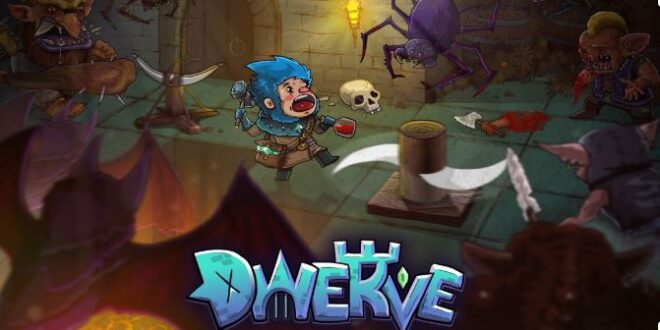 Dwerve is a Zelda-like Action RPG with Tower Defense Combat, and It Hopes To Release on Switch