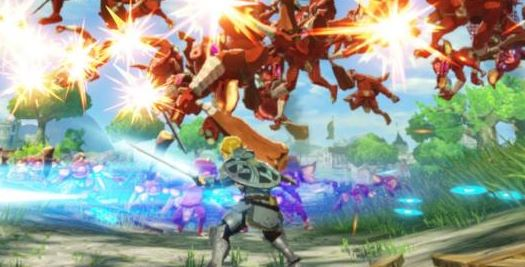Hyrule Warriors Age Of Cataclysm New Gameplay And More Playable Characters
