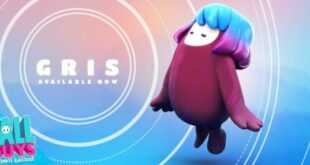 The Fall Guys store has a skin for the GRIS platformer heroine