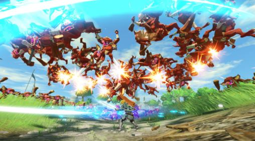 Nintendo Announces Hyrule Warriors: Age of Calamity - Musou Prequel to Breath of the Wild