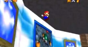 Super Mario 3D All-Stars fixes a glitch used by speedrunners in Super Mario 64 but includes another