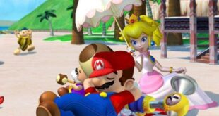 Super Mario Sunshine in 3D-All Stars is not compatible with the GameCube controller