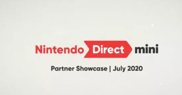 Nintendo Direct Mini: Partner Showcase planned for the day after the PS5 showcase