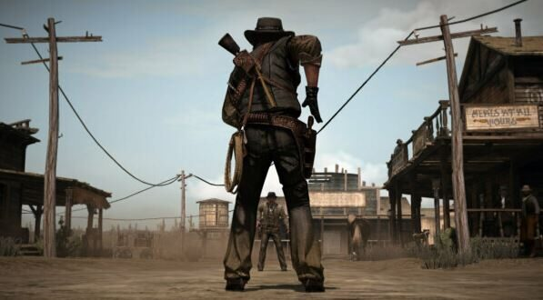 """The arbitration court forbids the developer of the """"remaster"""" of Red Dead Redemption for emulators from creating mods for Take-Two games"""