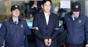 Samsung CEO Lee Jae Young is again accused of corruption and market manipulation