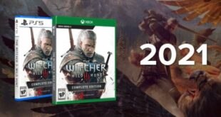 THE WITCHER 3: WILD HUNT IS COMING TO THE NEXT GENERATION