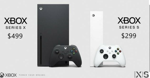 Xbox Series X and Series S - pre-order start date, prices, and details