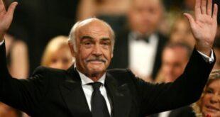 Sir Sean Connery dies aged 90