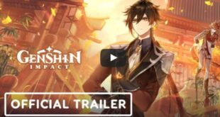 """""""A new star is rising"""": the trailer of the 1.1 update for Genshin Impact"""