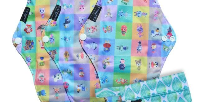 Check Out Reusable Pad Inspired By Animal Crossing