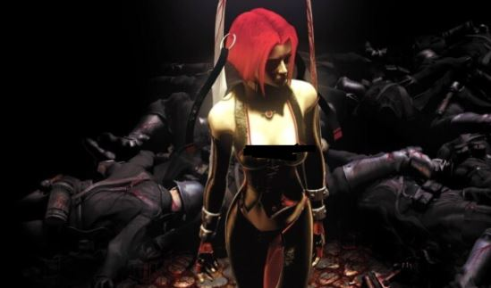 BloodRayne 1 and 2 will be released on PC on November 20 - with support for 4K and modern systems