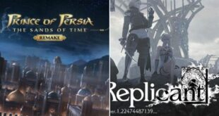 Amazon France lists Prince of Persia: The Sands of Time Remake and NieR: Replicant for Nintendo Switch