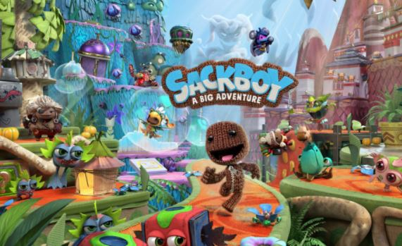 Why is Sackboy: A Big Adventure a unique platformer for PS5?
