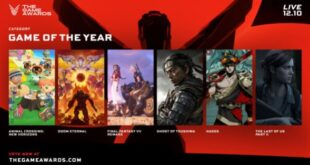 The Last of Us Part II and Hades became leaders in the number of nominations at The Game Awards 2020