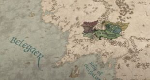 Crusader Kings 3: Great Lord of the Rings Mod now playable, but far from finished