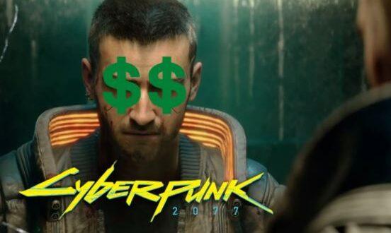 $454 million from DOOM Eternal, $609 million from Cyberpunk 2077: Top Grossing Games of 2020