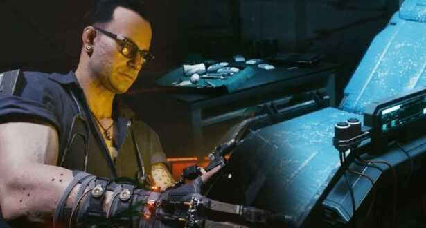Elon Musk says Cyberpunk 2077's body implants will soon be a reality