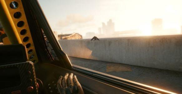 Ciri aparece en Cyberpunk 2077