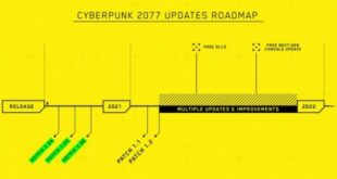 Cyberpunk 2077: When will patch 1.07 come and how it will continue with DLCs