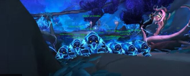 WoW Shadowlands: Player kills world boss with the bear army - how does it work?