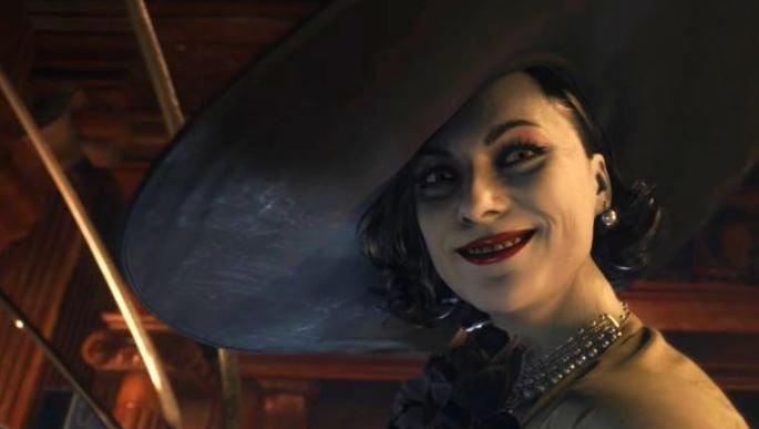 Resident Evil Village, fans test the intelligence of Lady Dimitrescu