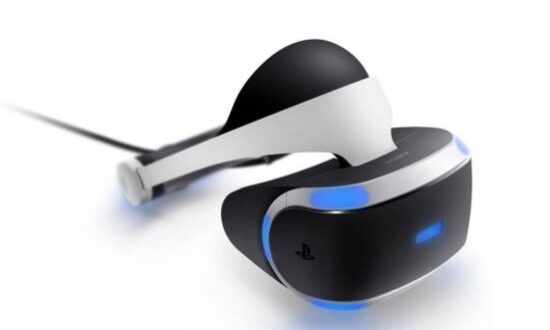 Sony officially announced second-generation PS VR