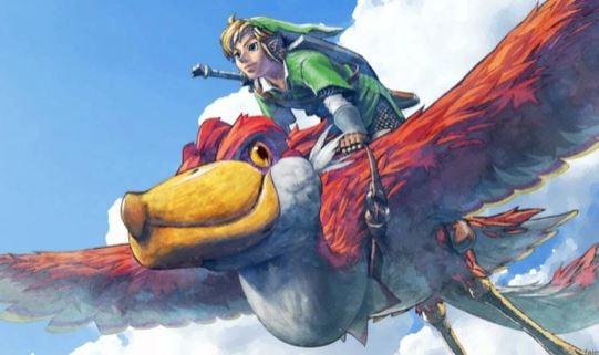 The Legend of Zelda Skyward Sword HD is already the best-selling game on Amazon