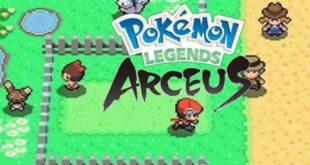 Pokémon Legends: Arceus map raises two questions for fans