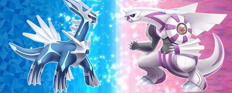Nintendo France hints that there will only be Pokémon up to 4th Generation in Pokémon Brilliant Diamond and Shining Pearl
