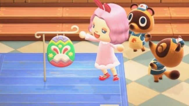 Animal Crossing: New Horizons confirms tons of new features and the return of the Egg Hunt