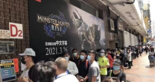 Monster Hunter Rise ships 4 million copies in first three days