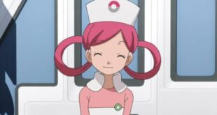 They come up with a funny theory about the identity of Nurse Joy in Pokémon