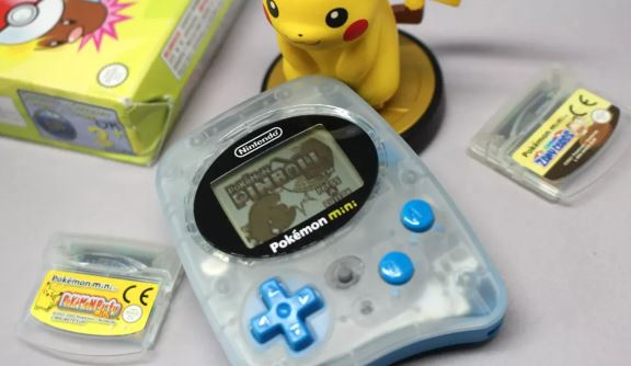Is Nintendo planning to bring back the Pokémon Mini portable console for the 25th Anniversary of Pokémon?