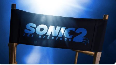 The film Sonic the Hedgehog 2 confirms the start of its production with this message