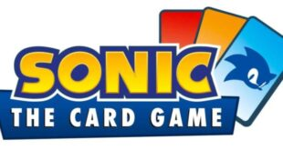 New official Sonic The Hedgehog card game 'Sonic The Card Game' announced