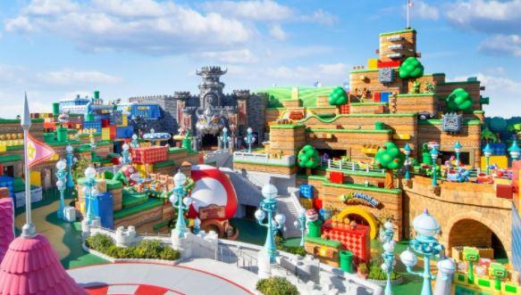 Japan's Super Nintendo World under review