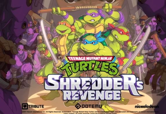 Teenage Mutant Ninja Turtles: Shredder's Revenge Announced by Makers of Streets of Rage 4 and More