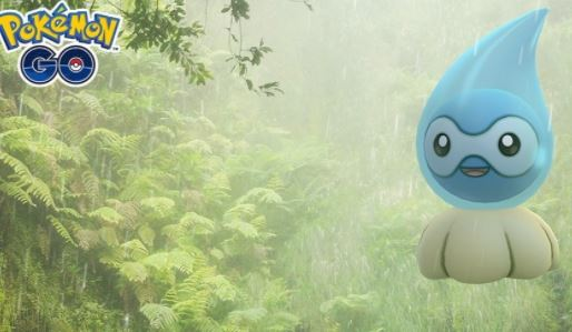 Castform Shiny Rain Form stars in the new Pokémon GO Weather Week: all the details
