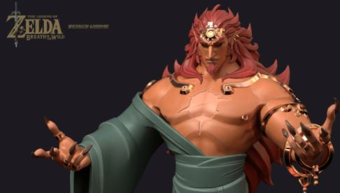 This is how one fan imagines Ganondorf in Zelda: Breath of the Wild 2: why might he look like this?