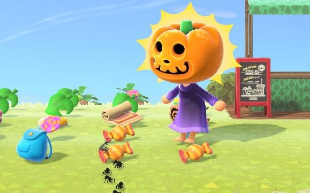 Video shows what happens when you travel to the year 2061 in Animal Crossing: New Horizons