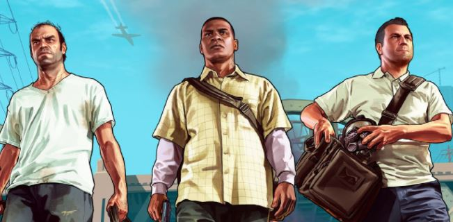 DLC LEAKS FOR GTA V, BUT IT IS NOT SOMETHING RELATED TO THE GAME'S HISTORY