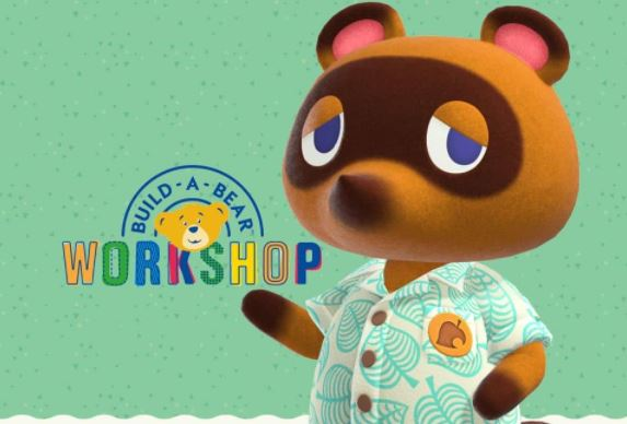 Animal Crossing: New Horizons Boosted Build-A-Bear Workshop Shares