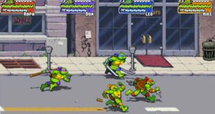 Bitmap TMNT: Shredder's Revenge officially announced for Nintendo Switch - release this year
