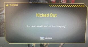Outriders: If you play the wrong class, you will be kicked out of the co-op