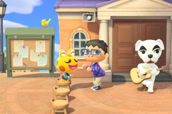 AC: New Horizons Players Want New Leaf Plaza Customization